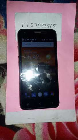 Ivoomi v5 perfect condition 4g Phone