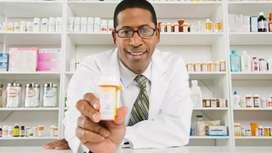 Need pharmacist experienced one urgently