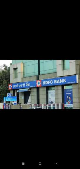 Direct hiring in hdfc bank