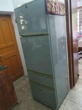 BPL BR 3504 350 LITRE 4 DOOR Refrigerator Fridge Excellent condition