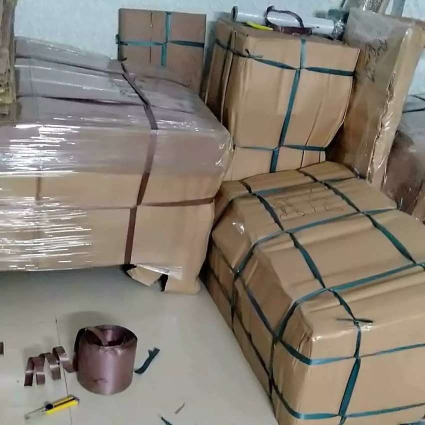 Home shifting experts in Karachi  - movers - Packers - containers 0