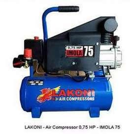 Lakoni Imola 75 - Mesin Kompressor Compressor Listrik