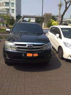 Dijual Toyota Fortuner 2.7 G Luxury A/T 2007