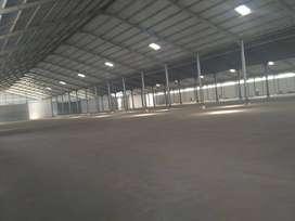 Dijual gudang Jl Pantura  Demak LT / LB  34.000 / 24.000, Bang Baru