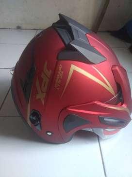Helm jpx merah dop