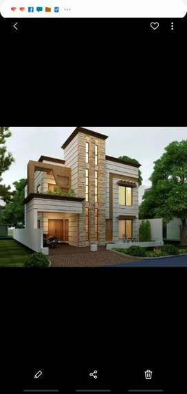 HOUSE FOR SALE MPCHS (Multi Gardens ) BLOCK A / SIZE 35 X  70 (10 Marl