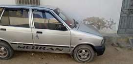 Mehran Good Condition