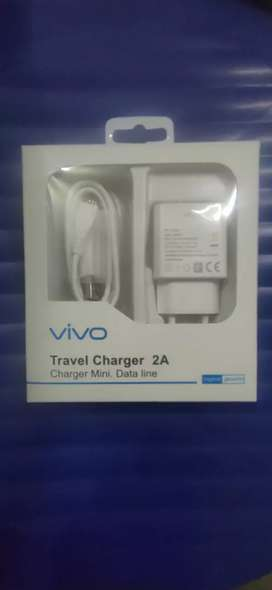Charger VIVO Travel Charger 2A Fast Charging Original