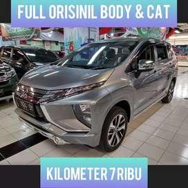 Mitsubishi XPander Ultimate 2018 Matic Km 7 Ribu Ful Orisinil