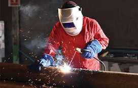 Welder and fitter