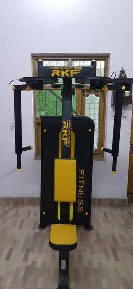 Gym full branded setup for sale manufacturer
