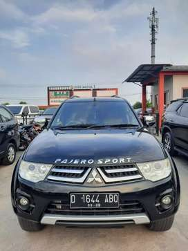 Pajero sport 2013 Exceed VGT (4×2) diesel matic