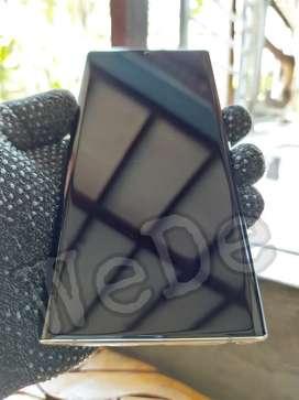 Samsung Galaxy Note 10+ Note 10 Plus 12/256 Aura White Garansi SEIN