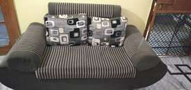 2-seater, stylish sofa for sale