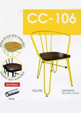 Kursi Cafe New Star CC-106 Lebih Kokoh