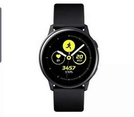 Galaxy active watch brand new  SAMSUNG