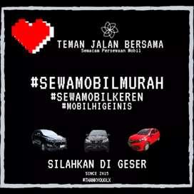 Sewa Rental Mobil Yogyakarta Jogja Lepas Kunci Murah Matic Gampang