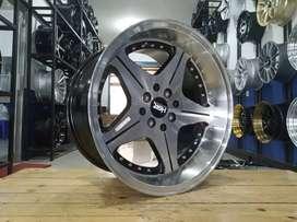 For sale velg HSR ANANBAS ring16 pcd8x100/114,3 bisa TT