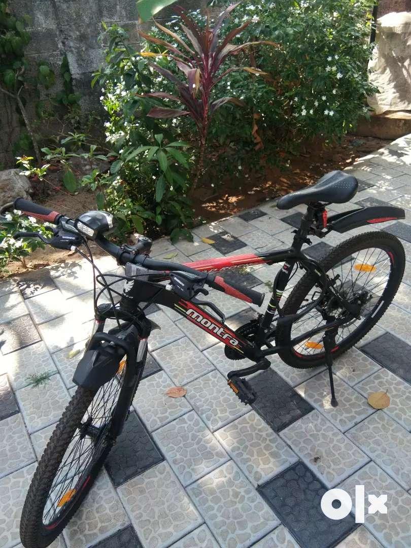 Montra, MAD ROCK Bicycle, UK designed 0