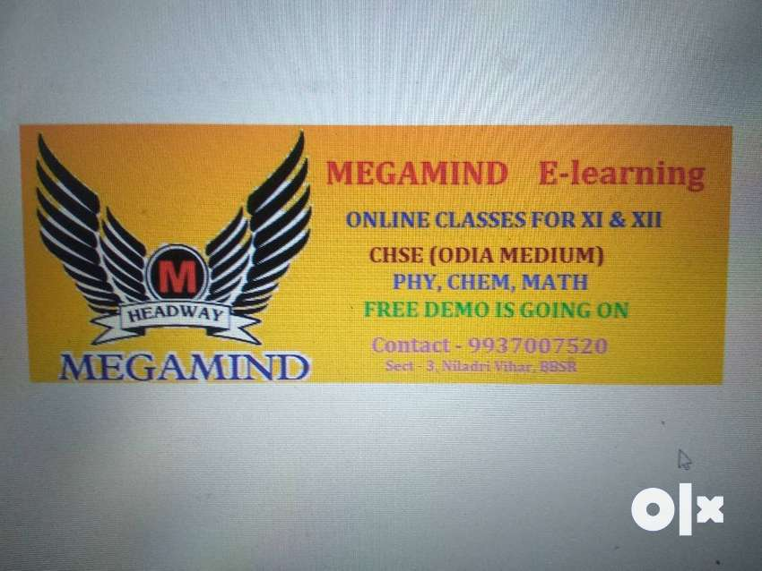 MEGAMIND online Coaching CHSE 11th & 12th. 0