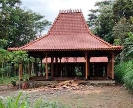 Pendopo Joglo, Rumah Joglo, Rumah Limasan Kayu Jati