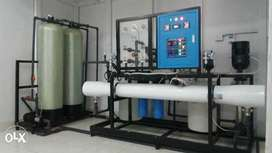 Reverse Osmosis (RO PLANT) Water Desalination System