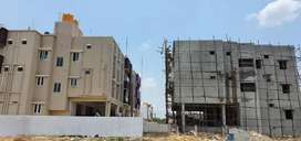 Cmda approved flat for sale. Bank loan available