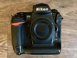 Nikon D3s professional full frame DSLR body for sale FIXED PRICE!