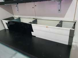 Aquarium ukuran 60cm + filter talang