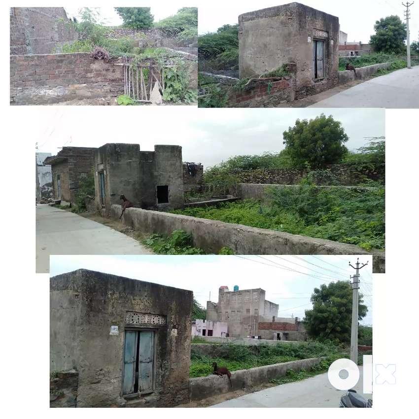 Jaliya road Anand clinic Hospital ke pass Beawar plot 264 Gaj ka hai 0