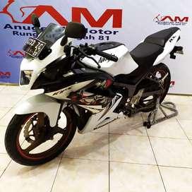 Kawasaki ninja krr spesial edition 2013