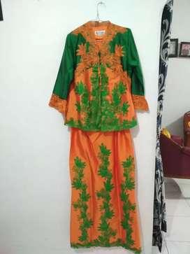 kebaya dress second