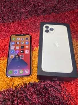 Iphone 11 pro 64GB garansi IBOX panjang