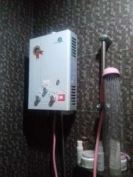 Water Heater Gas # Mandi Air Haangat Top