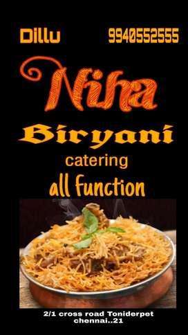 Biryani cooking master