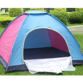 3 Person Tent for Camping Waterproof Outdoor Tent House Tent - For 3 P