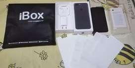Iphone 7+ Plus 128gb Warna Hitam Garansi ibox