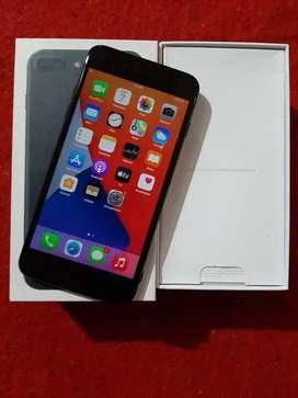 Iphone 7+ 128GB fullset