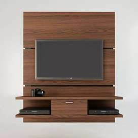 Tv console / led wall unit / tv unit