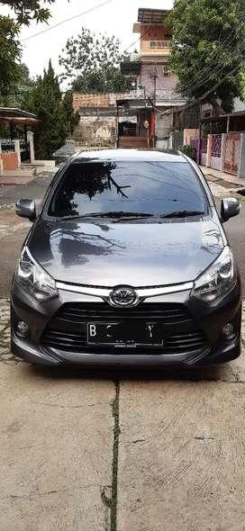 Toyota Agya G 1.2 AT 2019 termurah berkwalitas