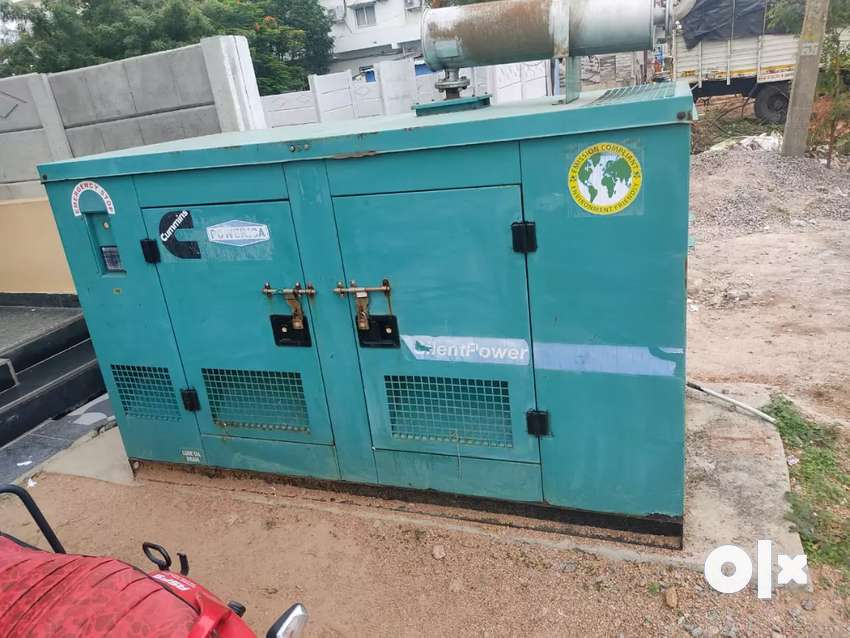 Generator for sale with good condition