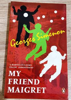 Georges Simenon - My friend Maigret