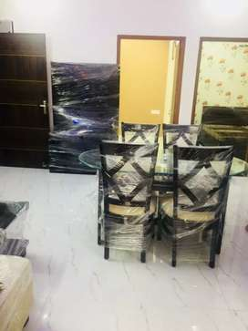 3 BHK FULLY FURNISHED FLAT JAD APPROVED 90% LOANABLE AT JAGATPURA