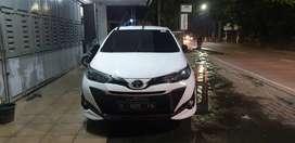 Toyota new yaris TRD mt 2019, Tangan pertama, km 14rb, pajak panjang
