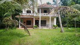 55 cent/ House included, plot for sale, Haripad