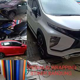 STICKER WRAPPING POLET BANDUNG