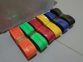 Grip Raket Badminton RS, Karet, Tebal.