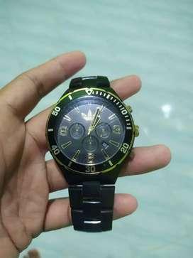 Jam adidas ADH 2743 chrono original