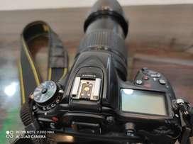 Nikon D7100 105 lens