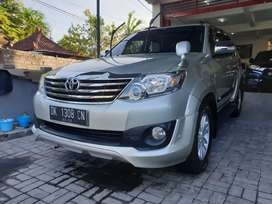 Grand Fortuner TRD S 2.5 AT Diesel th 2012